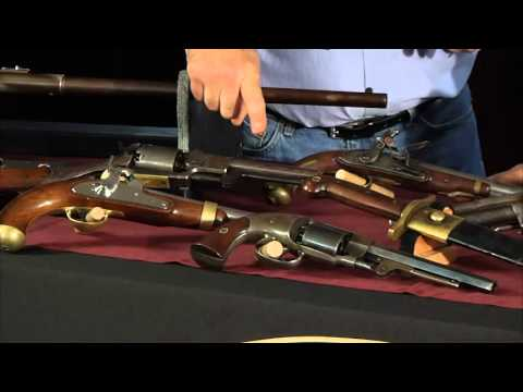 Early 19th Century U.S. Martial Pistols, Rifles and Edged Weapons
