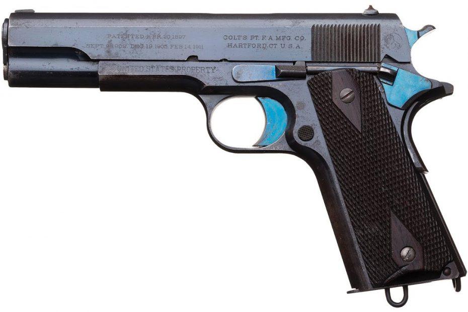 Fine Colt Autos & Incredible U.S. Military Arms