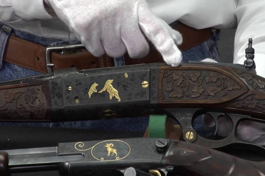 Engraved Sporting Arms of Every Size