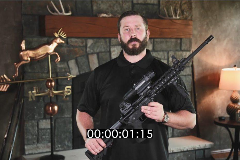 RIA Freedom Challenge – Home Defense