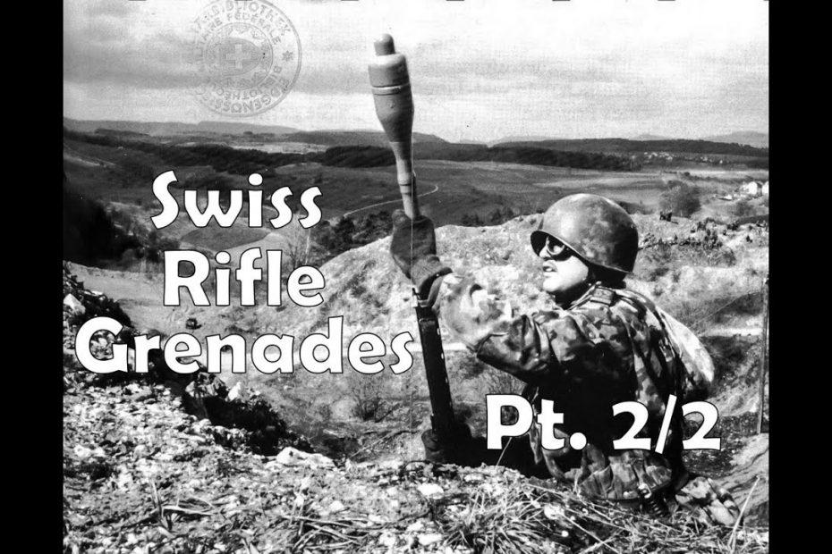 SWISS FLYING CARROTS Part Deux: Stgw. 57 Rifle Grenades (Part 2/2: Technology)