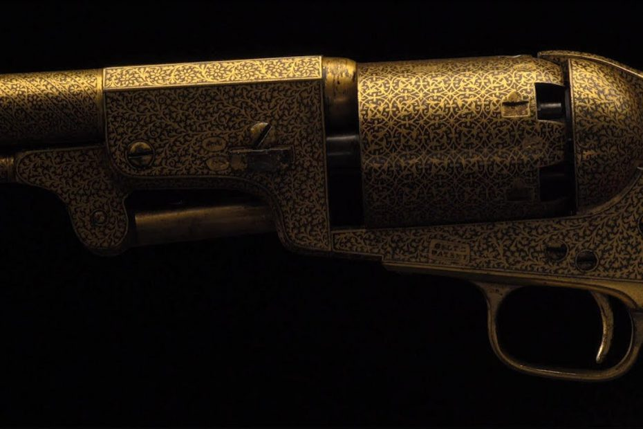 COMING SOON – Extraordinary & Embellished: Colt Revolvers