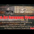 High Art & Exceptional Presentation Firearms – Sept 2015