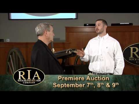 RIAC September 2012 Firearms Auction Preview