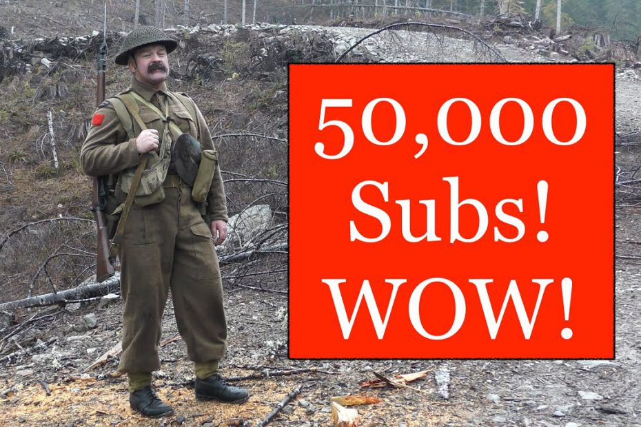 50,000 Thank You's!