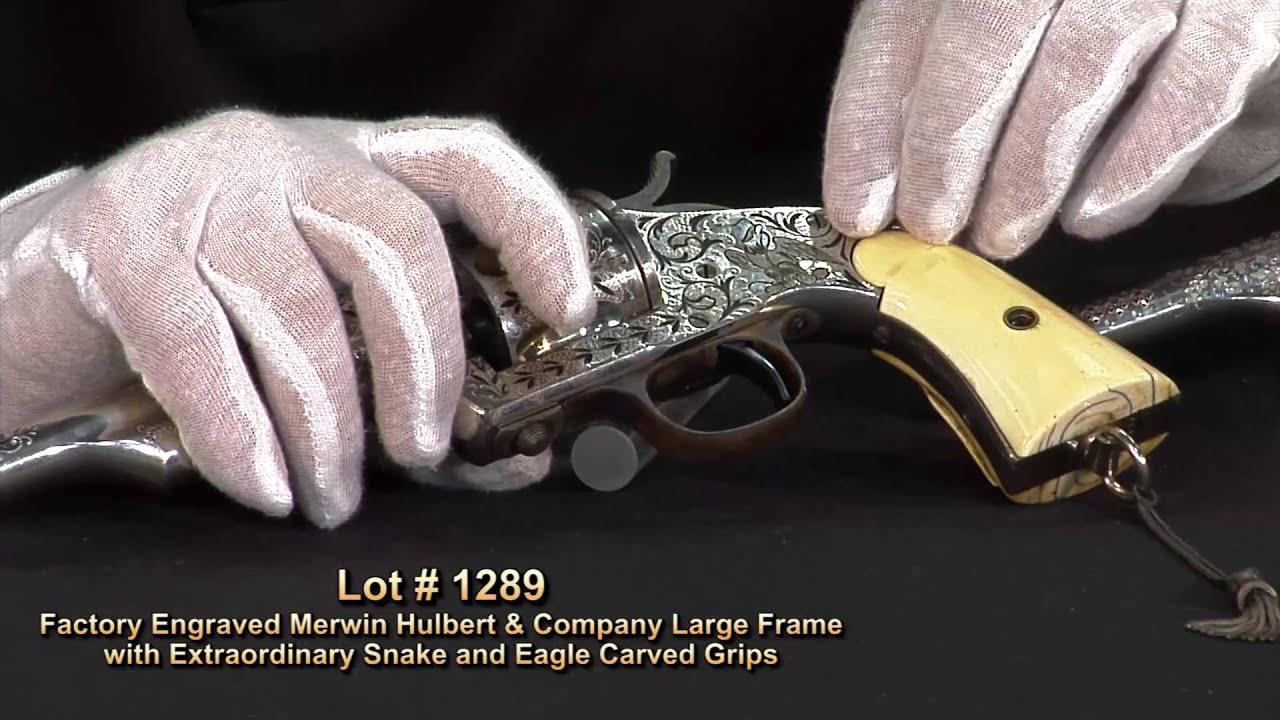 Marvelous Merwin & Hulbert Revolvers