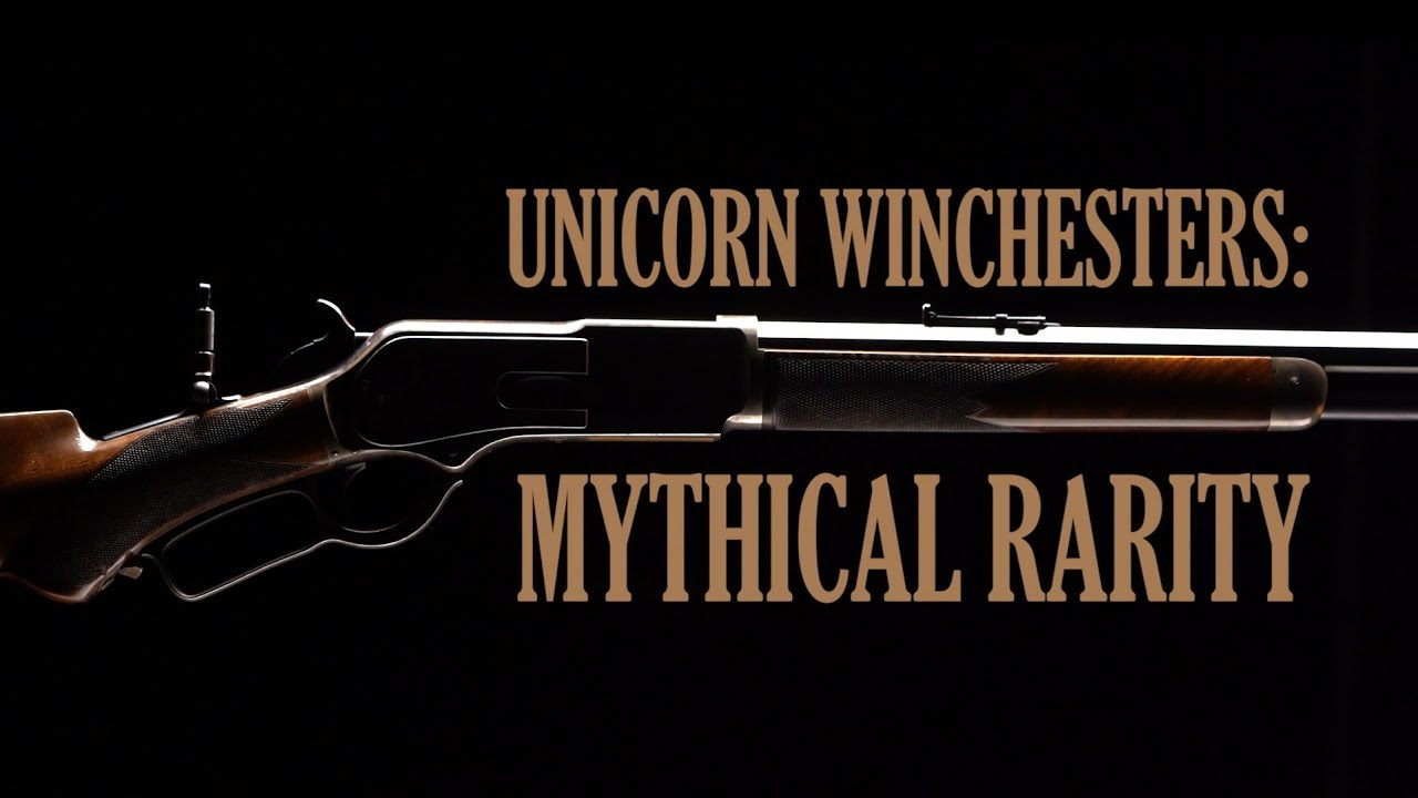 Unicorn Winchesters: Mythical Rarity