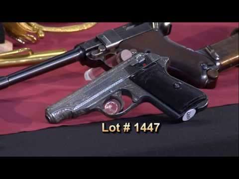 The Finest and Rarest in German Military Arms
