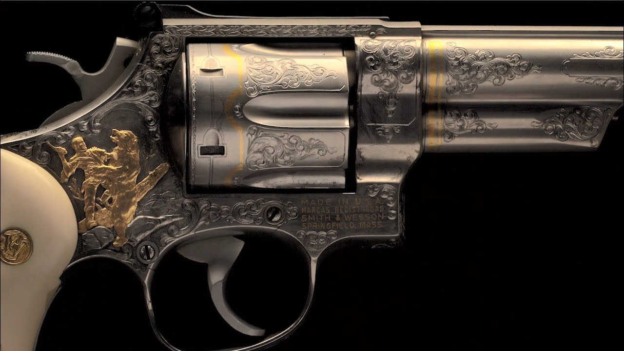 Smith & Wesson Revolvers of the Chad Gripp Collection (pt 2)