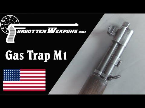 Gas Trap M1 Garand