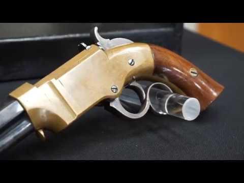 Volcanic Pistols & Carbines