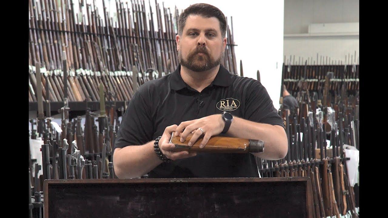 Warehouse Stroll with Joel: 19th Century Air Rifle