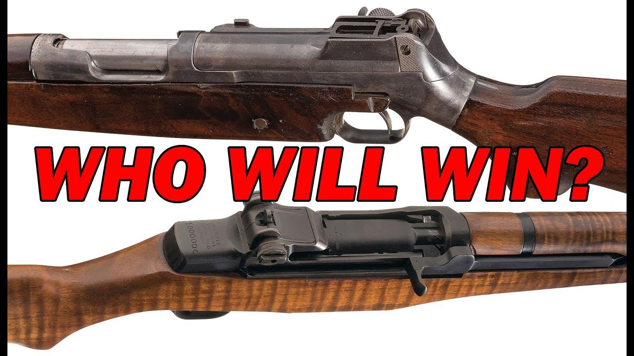 Which M1 Garand Rifle Will Sell Higher?