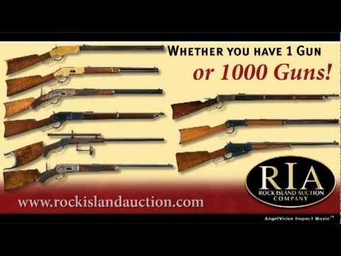 RIAC Gets You More Money Sell your guns, Estates and Large Gun Collections