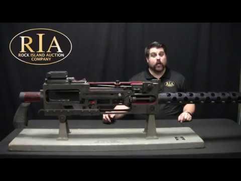 Cutaway Firearm Models Great & Small