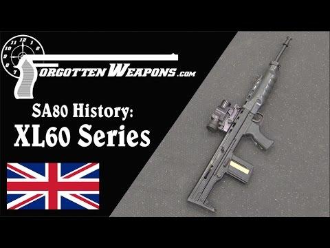 SA80 History: XL60 Series in 4.85mm