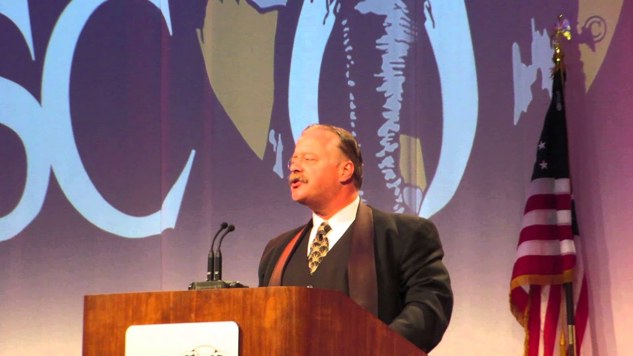 Teddy Roosevelt Speaks at the 2015 Dallas Safari Club Convention