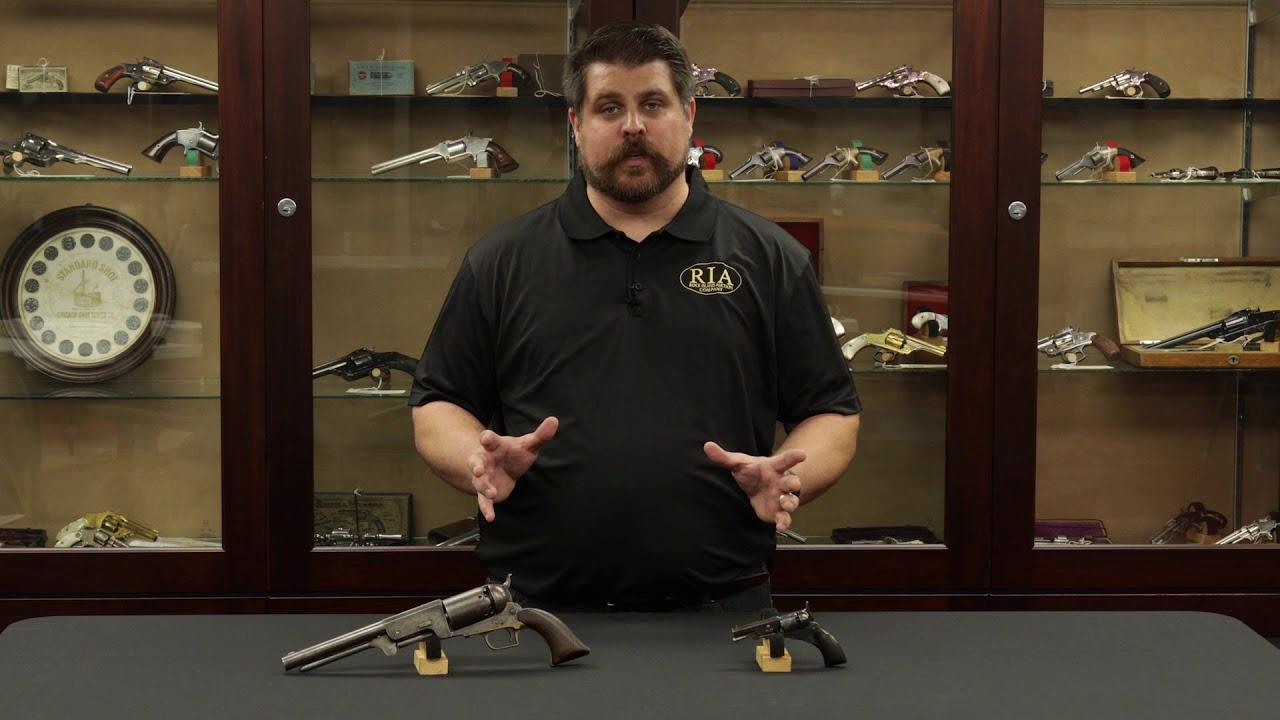 Premiere Auction Preview: The Death & Rebirth of Colt Revolvers