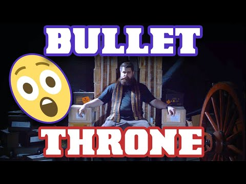 BULLET THRONE!
