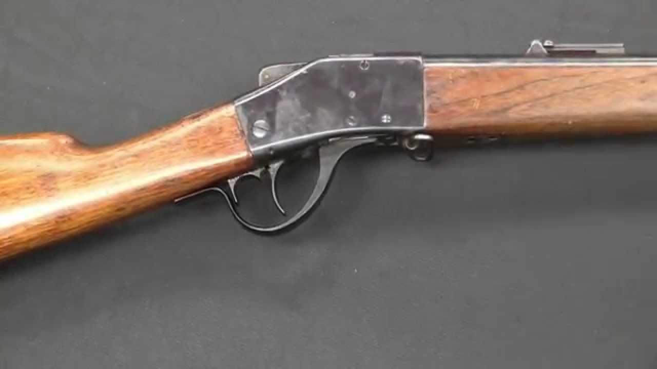 Sharps-Borchardt M1878 Rifle