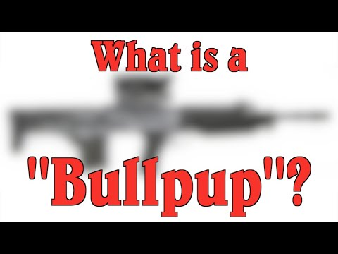 "Origin of the Term ""Bullpup"" – with Jonathan Ferguson"