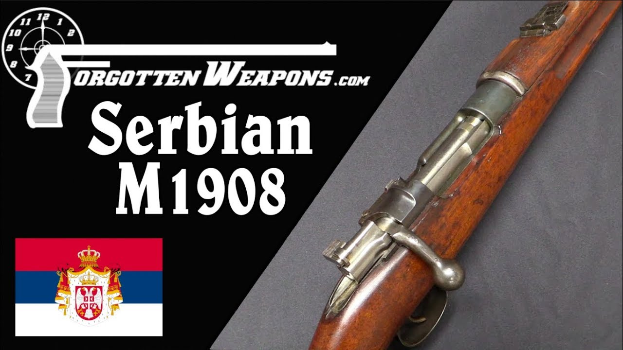 Serbian 1908 Carbine – Light, Handy, and Chambered for 7×57