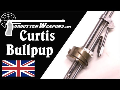 Curtis 1866: The First Bullpup – with Jonathan Ferguson