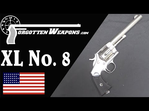 Hopkins & Allen XL No.8: A Failed Competitor to the Colt SAA