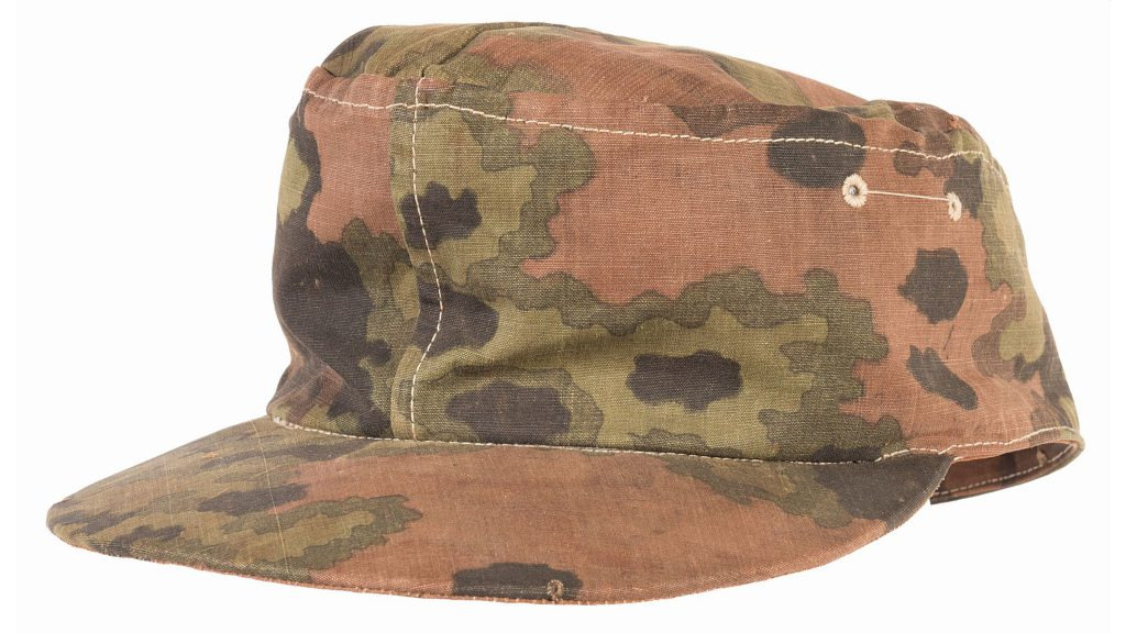 Oak Leaf Type B camouflage pattern