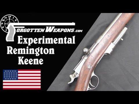 Experimental Remington-Keene: Preventing Magazine Detonations