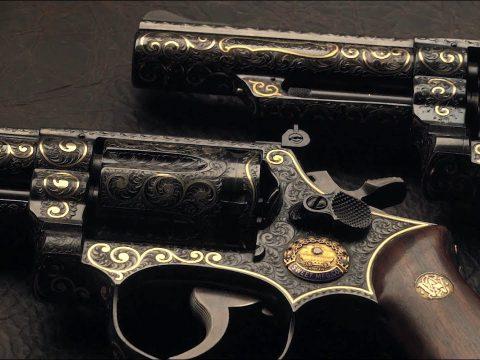 J. Edgar Hoover's Combat Magnum Revolver