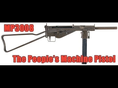 MP3008 – The People's Machine Pistol