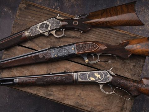 3 Masterpiece Rifles of the Steel Canvas