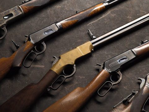 Wondrous Winchester Rifles