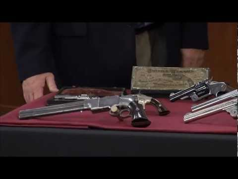 The Ultimate Smith & Wesson Collection Will Be Up For Auction