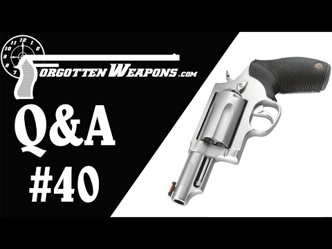 Q&A 40: Ian Sabotages the Elbonian Army and Throws Shade on the Taurus Judge