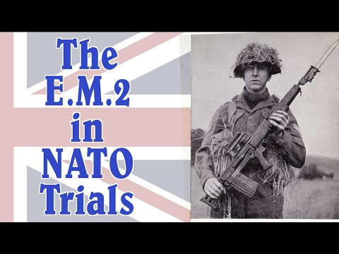 The EM2 in NATO Trials, with Jonathan Ferguson