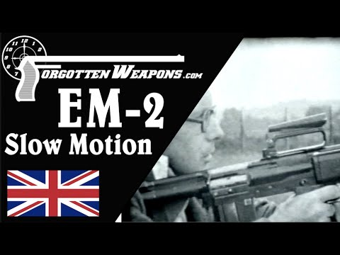 Archival E.M.2 Footage: Slow Motion and Janson Doing Mag Dumps