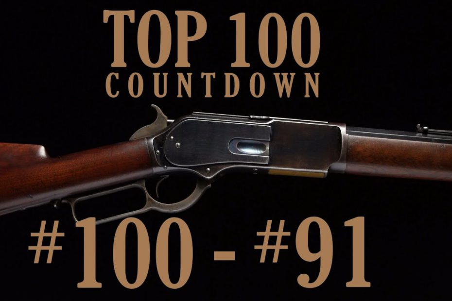 Top 100 Guns of June Premier: 100-91