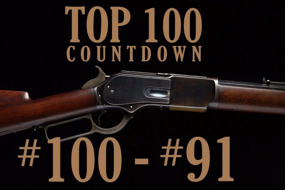 Top 100 Guns of June Premier: 100-91
