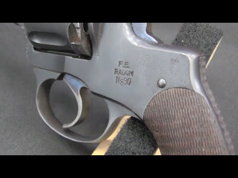 The Polish Nagant: Ng30 Revolver