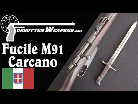 The Italian Workhorse: Carcano M91 Rifle