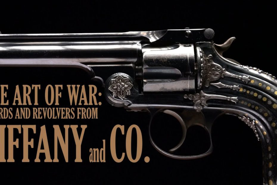 The Art of War: Swords and Revolvers from Tiffany & Co.