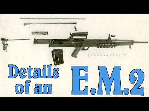 Exploring the Details of an E.M.2 with Jonathan Ferguson
