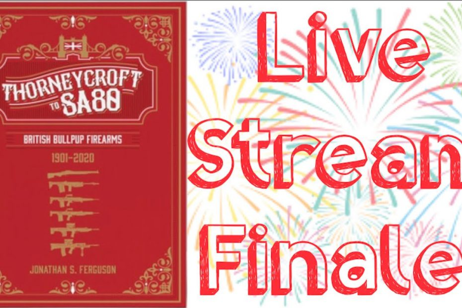 Thorneycroft to SA80 Livestream Finale!