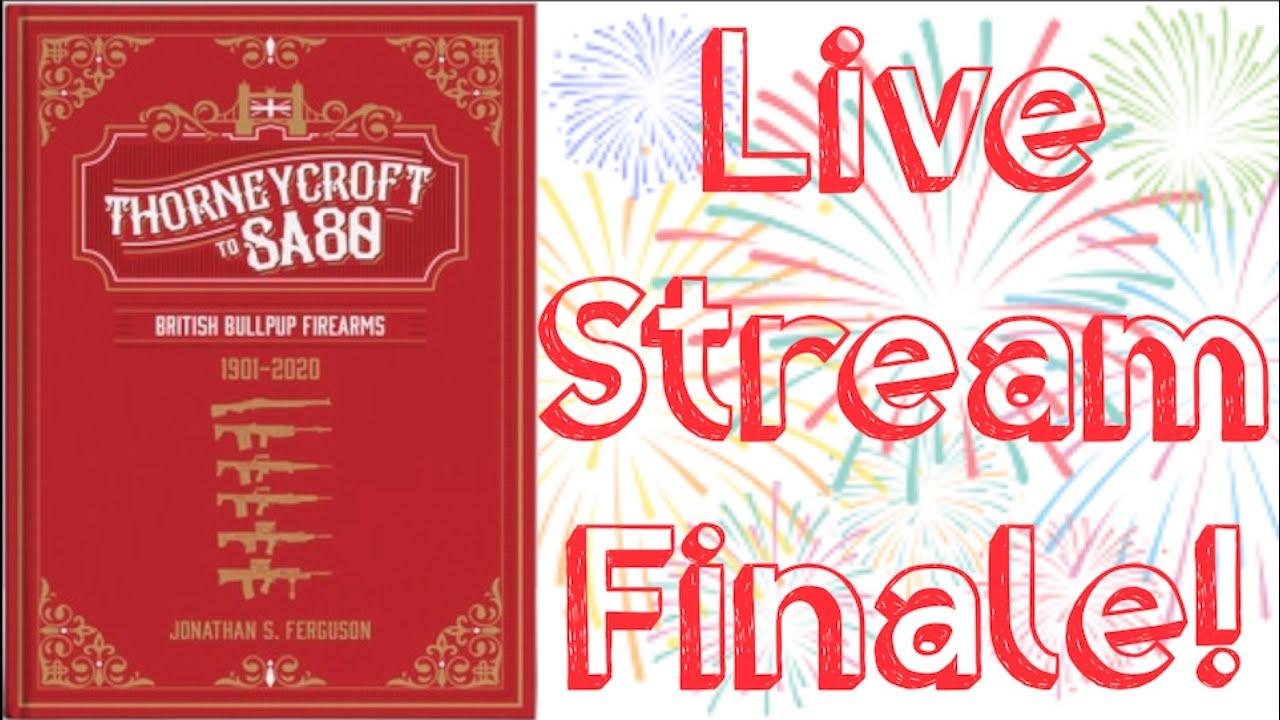 Thorneycroft to SA80 Livestream Finale!