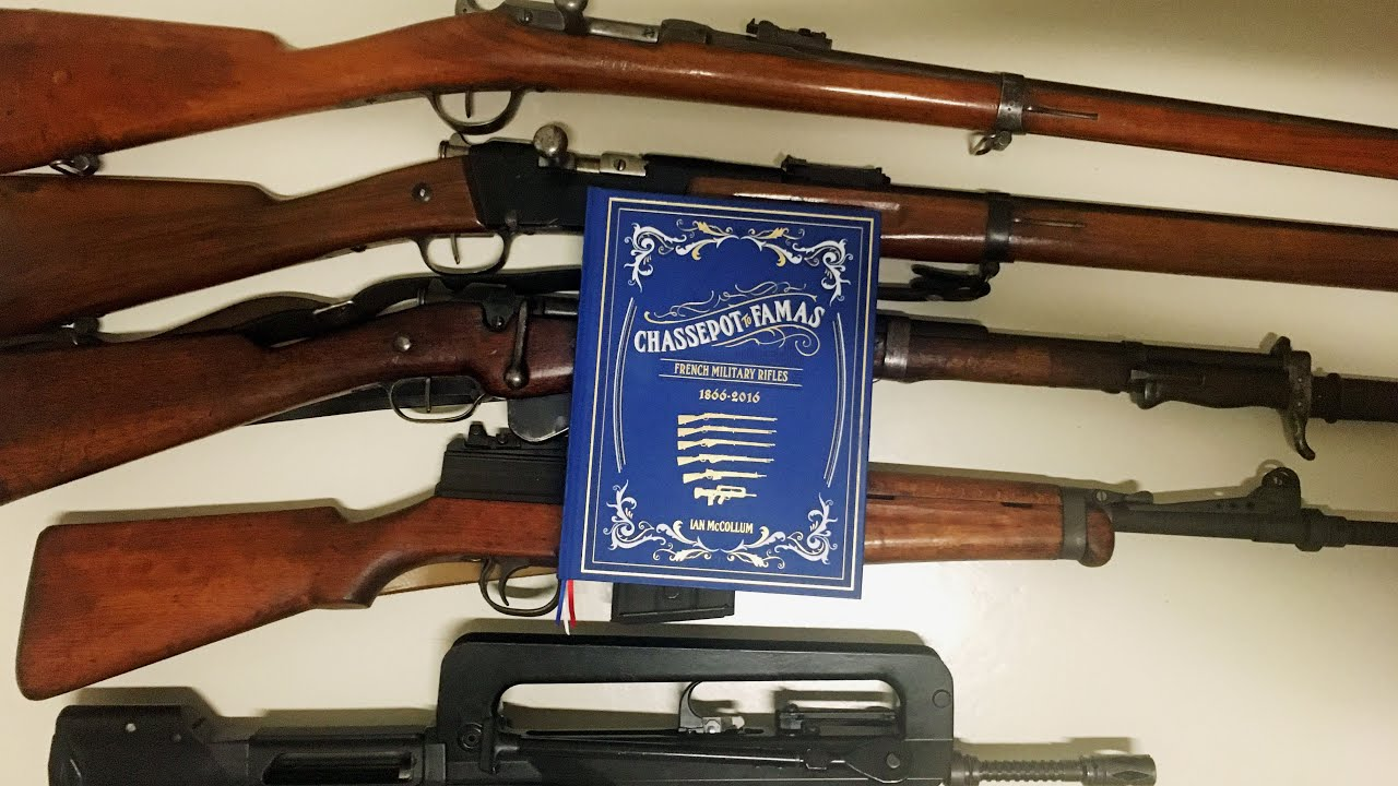 "BotR book review ""Chassepot to FAMAS""."