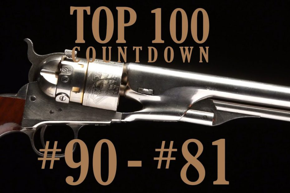 Top 100 Guns of the June Premier: 90-81