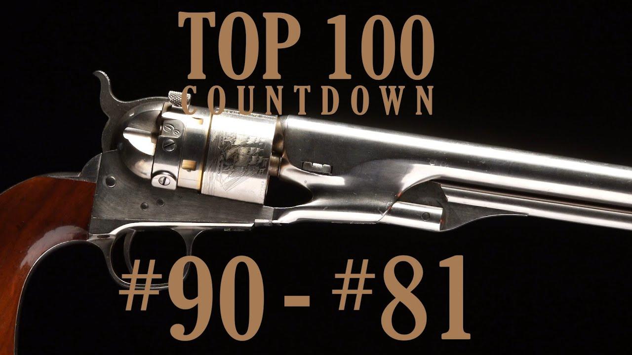 Top 100 Guns of the June Premier: 90-81