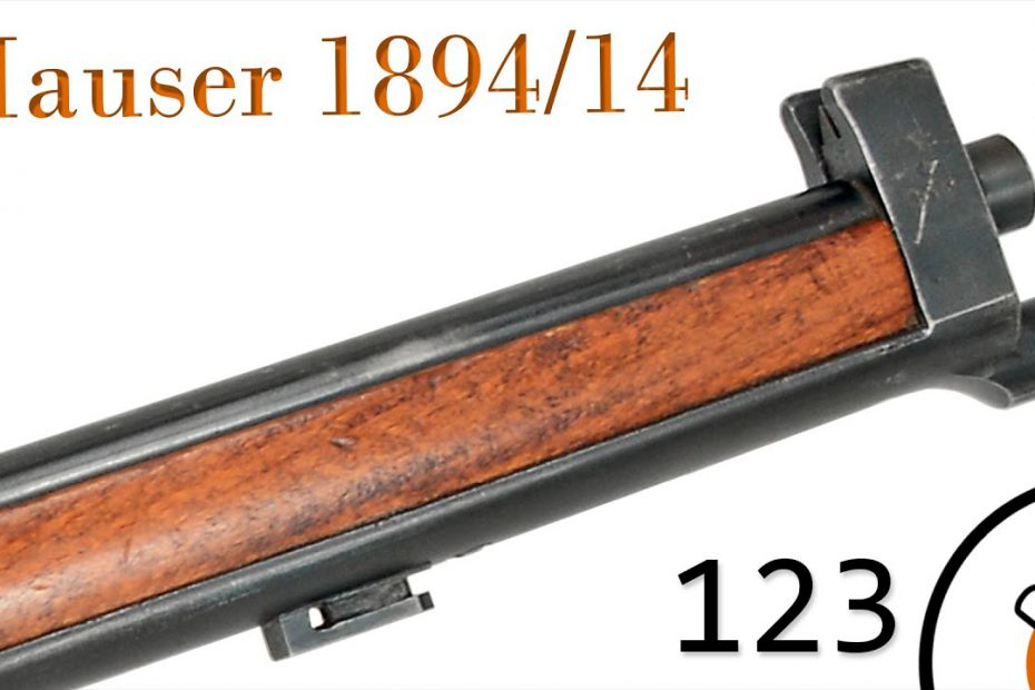 Small Arms of WWI Primer 123: Swedish Mauser 1894/14